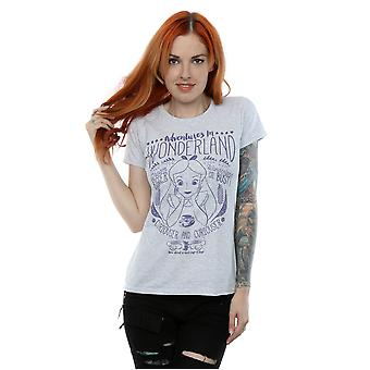 Disney Women's Alice in Wonderland Adventures t-skjorte