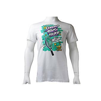 Adidas Video Game tee Z36494 menns T-skjorte