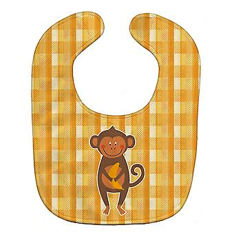 Carolines Treasures  BB6753BIB Monkey Business Baby Bib
