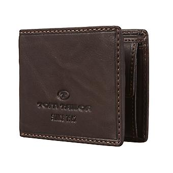 Monedero de la cartera de TOM TAILOR hombres Brown 1874