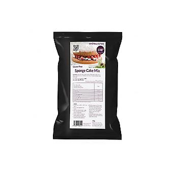 Andrew James Gluten Free Sponge Mix 500g
