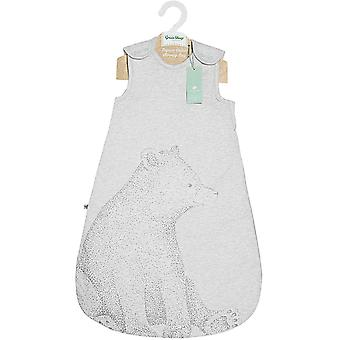 The Little Green Sheep Wild Cotton Sleeping Bag 2.5 Tog