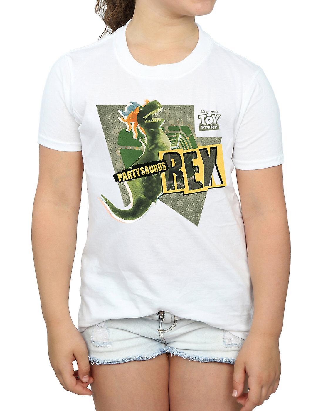 Filles de Disney Toy Story Partysaurus Rex T-Shirt