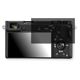 Sony Alpha 6300 screen protector - Golebo view protective film protective film