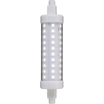 R7s LED Tubular 7 W = 60 W Cool blanco (Ø x L) 27 mm x 118 mm EEC: a + Sygonix 1 PC
