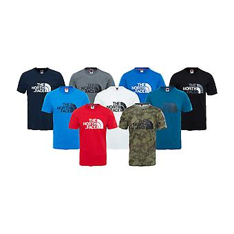 The North Face Mens Easy Short Sleeve T-Shirt