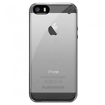 Puregear Slim Shell Case for Apple iPhone 5 (Licorice) - 60074PG