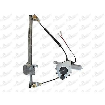 Front Right Electric Window Regulator (with motor) for AUDI 100 (4A C4) 1990-1994