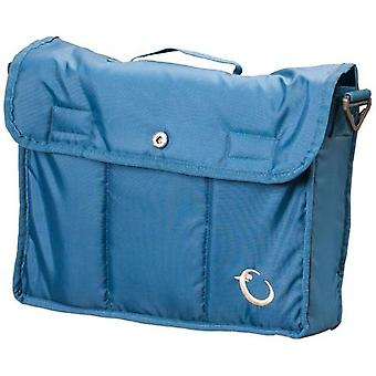 Hippychick Waterproof Buggy Organiser in Blue