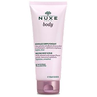 Nuxe Melting Body Scrub (Cosmetics , Body  , Scrubs)