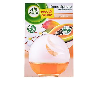 Air-wick Deco Sphere Ambientador Mango And Lima 75ml Unisex New Scent Fragrance