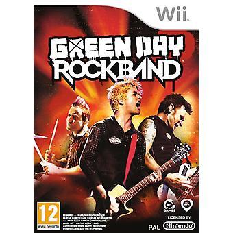 Green Day Rockband (Wii)