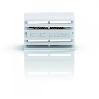 Stadler Form joniskt Silver kub för luftfuktare