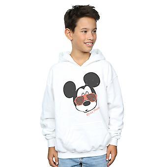Disney Boys Mickey Mouse Sunglasses Hoodie