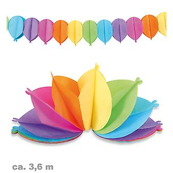 Garland 3, 6m colorful balloon party birthday