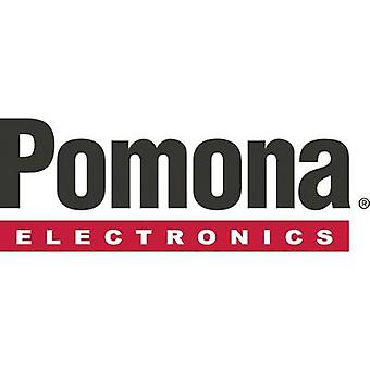 Pomona Electronics 3781-24-2 Test lead [Terminals - Terminals] 0.6 m Red