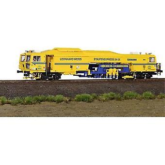 Viessmann 2654 H0 Rail tamping Leonhard White
