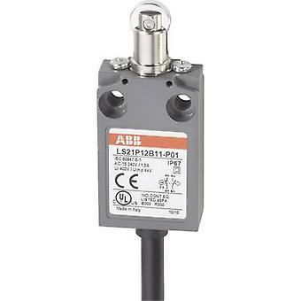 ABB LS21P12B11-P01 Limit switch 400 V AC 5 A Tappet momentary IP67 1 pc(s)