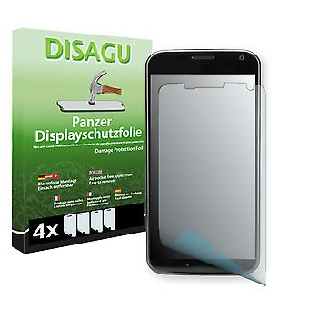 Motorola XT1052 screen protector - Disagu tank protector protector (deliberately smaller than the display, as this is arched)
