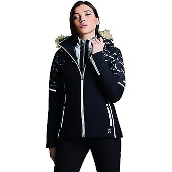 Dare 2b Womens Providence Waterproof Breathable Ski Coat