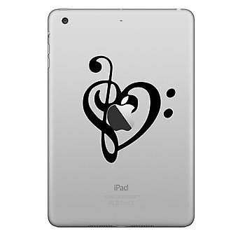 HOED Prins Stylish Chic sticker sticker iPad enz-hart Opmerking