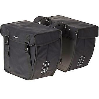 Basil Kavan rounded double bag