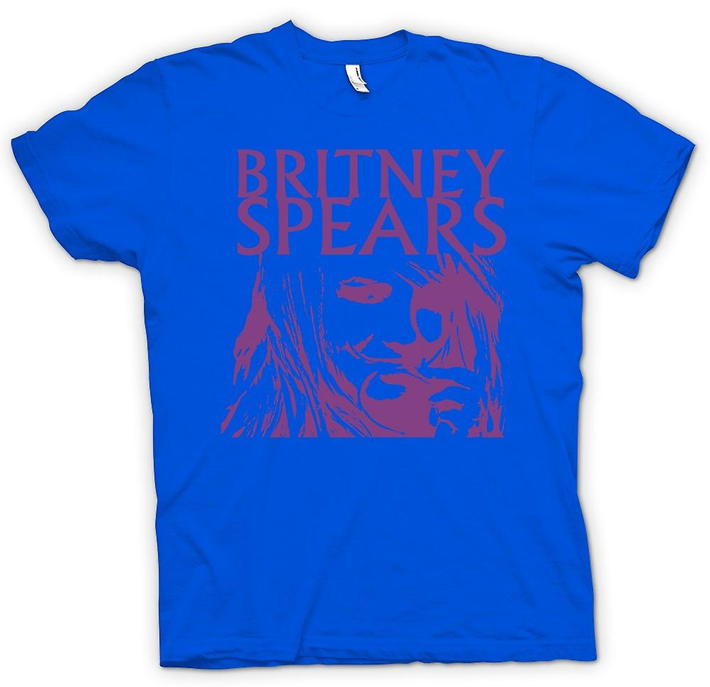Mens T-shirt - Britney Spears Legend