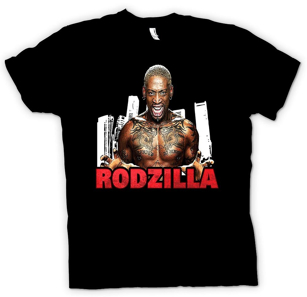 Kids T-shirt - Rodzilla - Rodman Tattoo