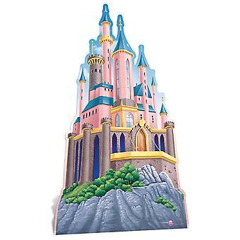 Disney Princess Kasteel Groot Kartonnen Uitsnede / Standee