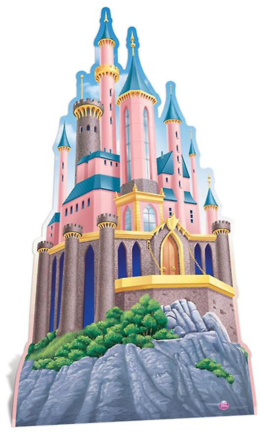 Disney Princess Castle Large Cardboard Cutout / Standee