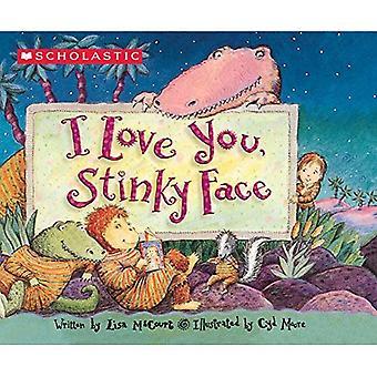 I Love You, Stinky Face