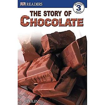 The Story of Chocolate (DK Reader - Level 3)