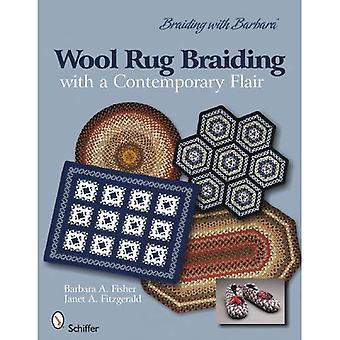 Tressage de tapis de laine: Avec un style contemporain