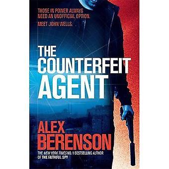 L'Agent de contrefaçon (John Wells, 8)