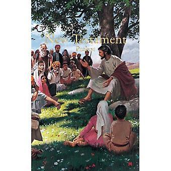 Bible Kjv Economy New Testament S/C White: White