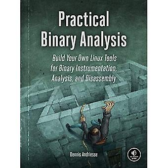 Practical Binary Analysis: Build Your Own Linux Tools� for Binary Instrumentation,� Analysis, and Disassembly