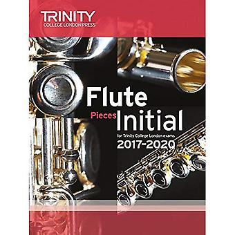 Trinity College London: Flute Exam Pieces Initial Grade 2010 to 2020 (score & part)