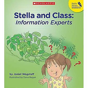 Stella och klass: Information experter