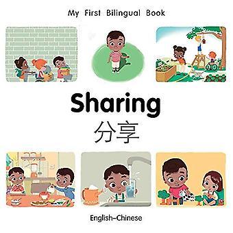 Min första tvåspråkiga bok-Sharing (engelska-kinesiska) (min första tvåspråkiga bok) [styrelse bok]