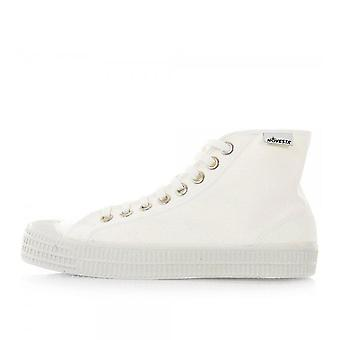 Novesta Star Dribble Canvas Hitop Trainers