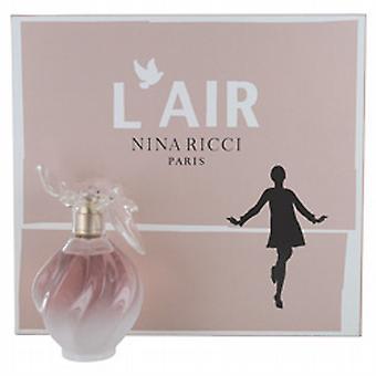 L'AIR DE NINA RICCI Eau de parfum spray 100 ml