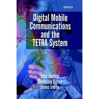 Comunicación digital móvil el sistema TETRA por Dunlop