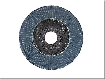 Garryson DIY Zirconium Flap Disc 115mm x 22mm - 40 grit Coarse