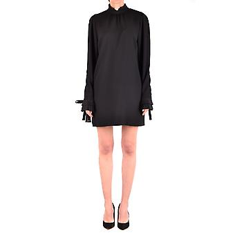 Pinko svart Polyester klänning