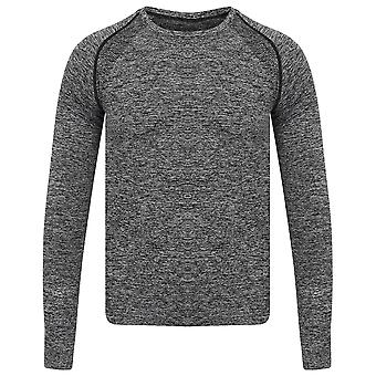 Tombo Mens Seamless Long Sleeved Top