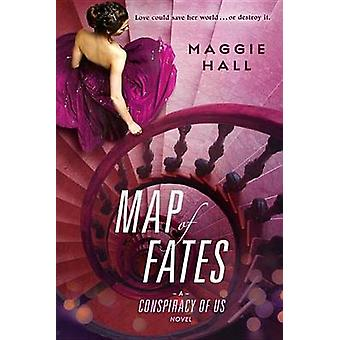 Map of Fates by Maggie Hall - 9780147510464 Book