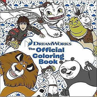 Dreamworks - The Official Coloring Book by Random House - 978152476879