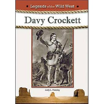 Davy Crockett by Judy L Hasday - 9781604135923 Book