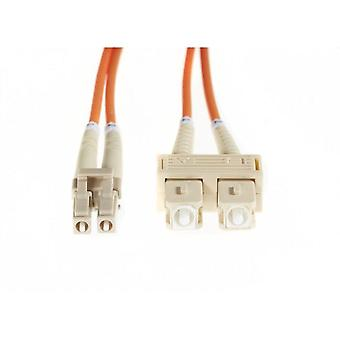 Lc Sc Om1 Multimode Fibre Optic Cable