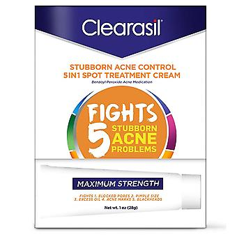 Clearasil daily acne control vanishing acne treatment cream, 1 oz